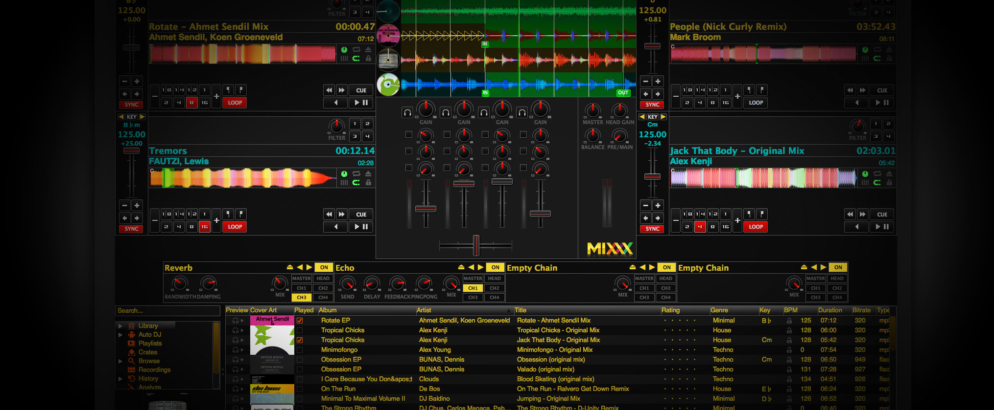 Mixxx ~ DJ Your Way  For Free  | The Audio File