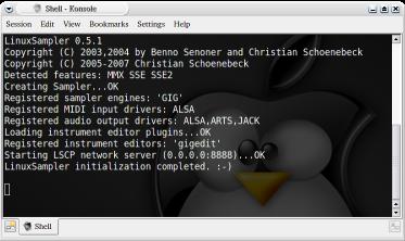 linuxsampler