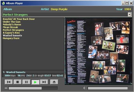 albumplayer