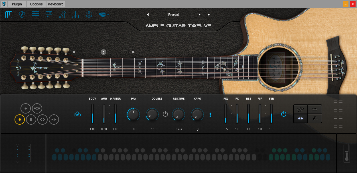 Ample Guitar VST