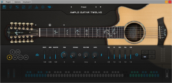 Ample Guitar VST