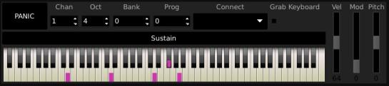 jack-keyboard